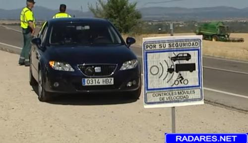 Radares móviles - Radares.net